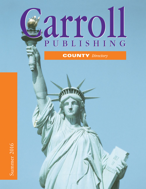 The County Directory: Summer 2016 - 1944359520161
