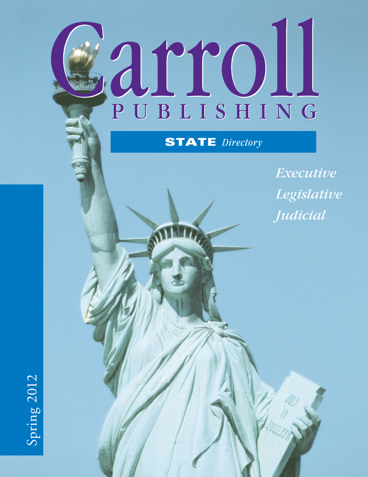 The State Directory: Spring 2012 - 1944360920121