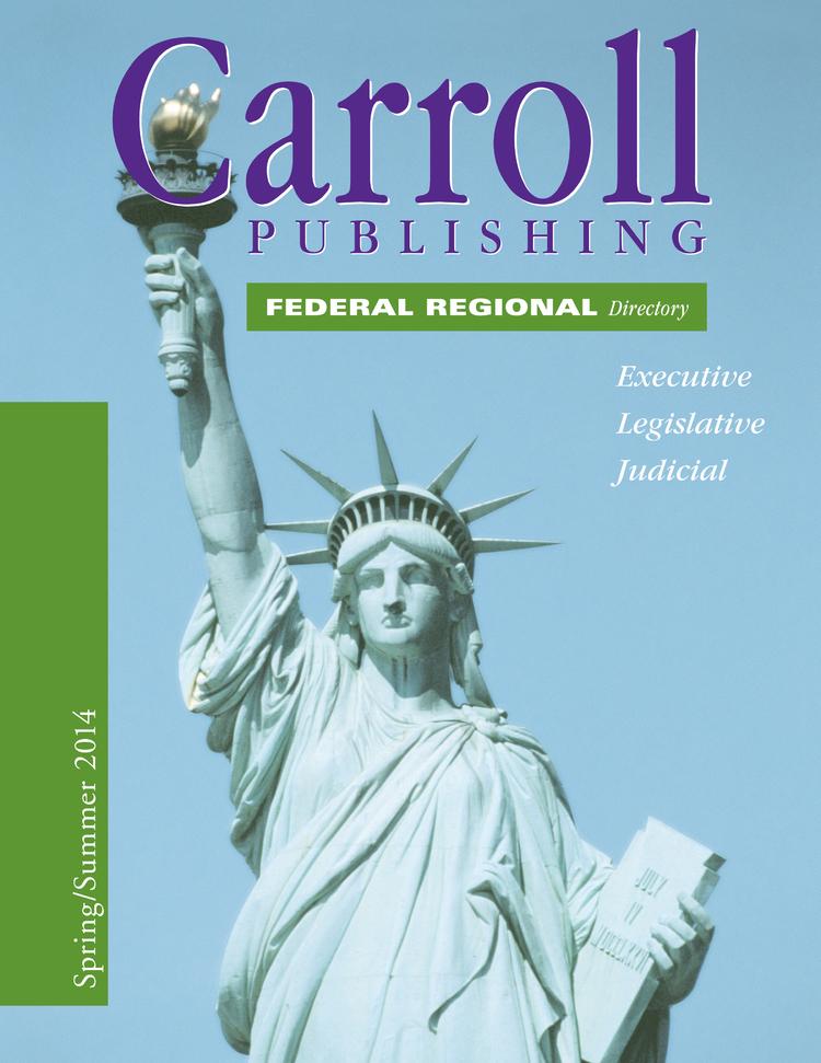 The Federal Regional Directory: Spring/Summer - 1944362520141