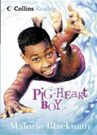 Collins Reader Pig-Heart Boy - 9780003302165