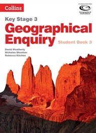 Geographical Enquiry KS3 Summary Book 3 - 9780007411184