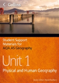 CSSM Geography AQA AS: Unit 1 Physical & Human Geography - 9780007415700