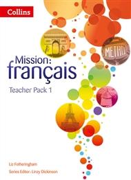 Mission: Français 1 Teacher Pack - 9780007513475