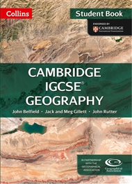 Cambridge IGCSE Geography Student Book - 9780007589067