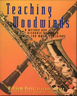 Teaching Woodwinds: A Method and Resource Handbook for Music Educators - 9780028645698(Print)