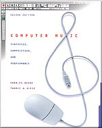 Computer Music: Synthesis, Composition, and Performance - 9780028646824(Print)