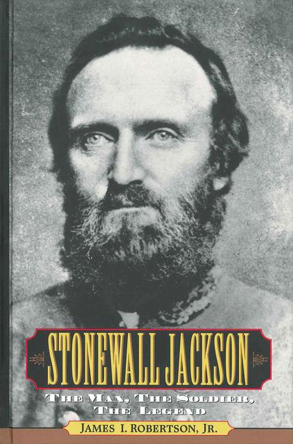 Stonewall Jackson - 9780028646855