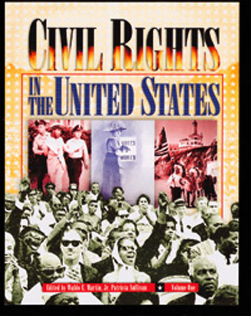 Civil Rights in the United States - 9780028647654