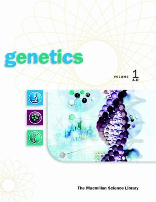 Genetics: Macmillan Science Library - 9780028658902