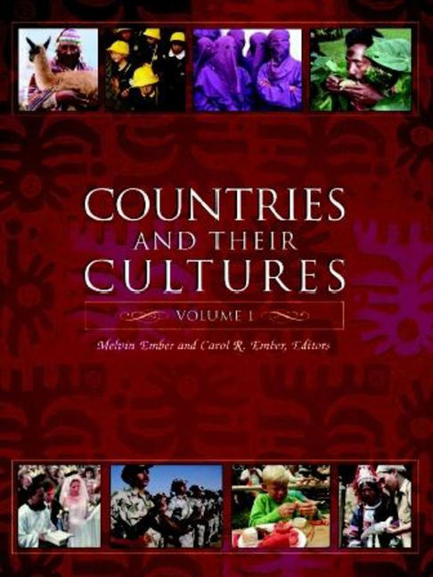 Countries and Their Cultures - 9780028658964