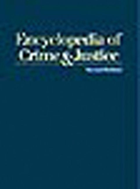Encyclopedia of Crime & Justice - 9780028658988