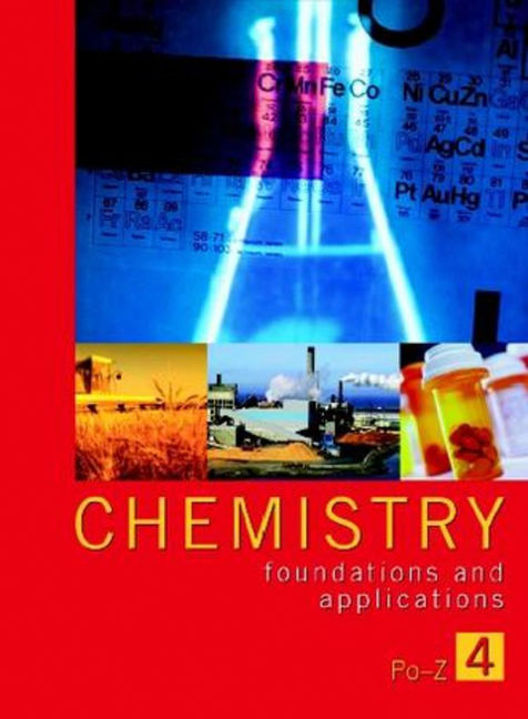 Chemistry: Foundations and Applications - 9780028659138