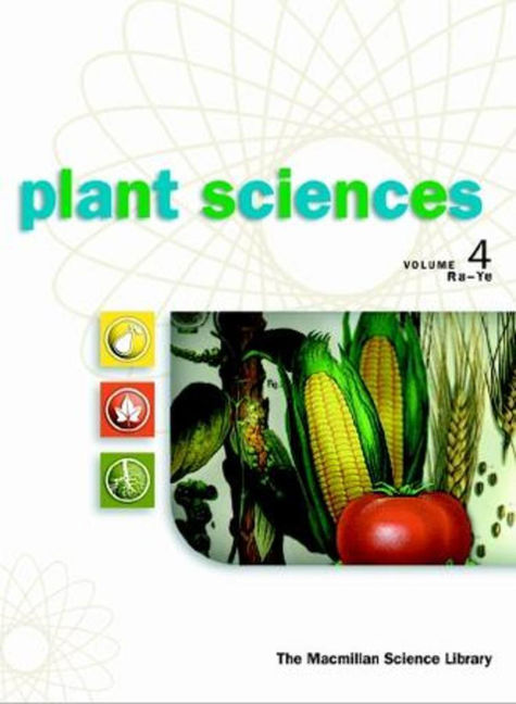 Plant Sciences: Macmillan Science Library - 9780028659145