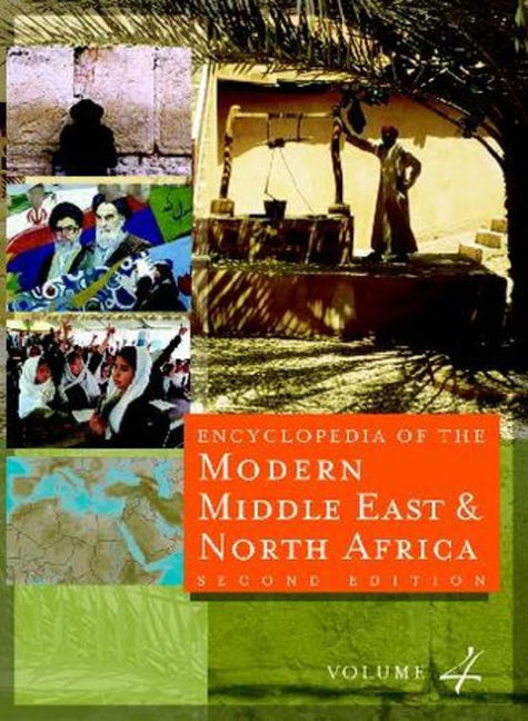 Encyclopedia of the Modern Middle East and North Africa - 9780028659879