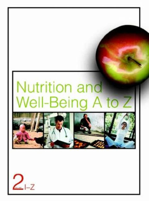 Nutrition and Well-Being A to Z - 9780028659909