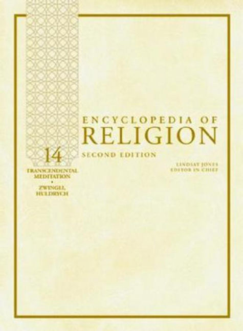 Encyclopedia of Religion - 9780028659978