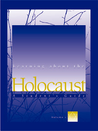 Learning About the Holocaust: A Student's Guide - 9780028661506
