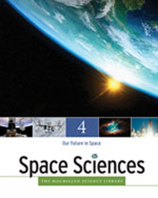 Space Sciences: Macmillan Science Library - 9780028662190