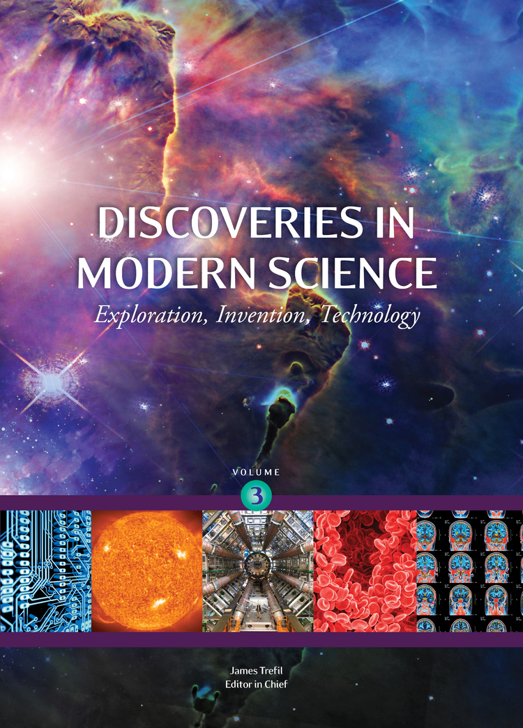Discoveries in Modern Science: Exploration, Invention, Technology - 9780028662480