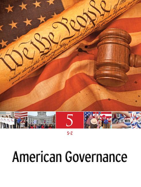American Governance - 9780028662558