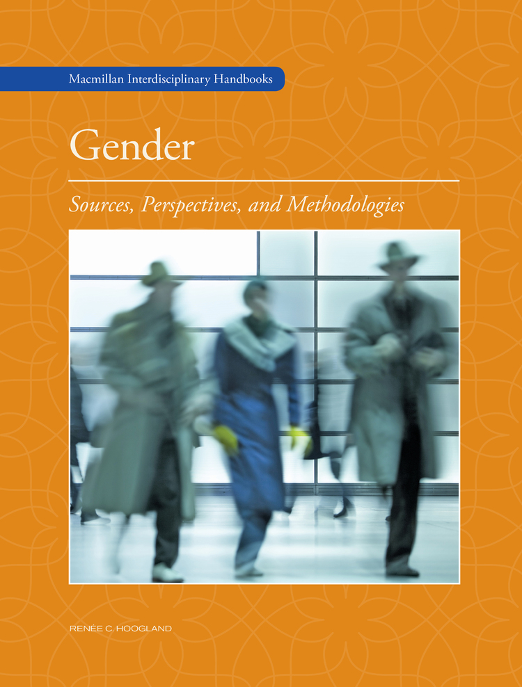 Gender: Macmillan Interdisciplinary Handbooks - 9780028663234