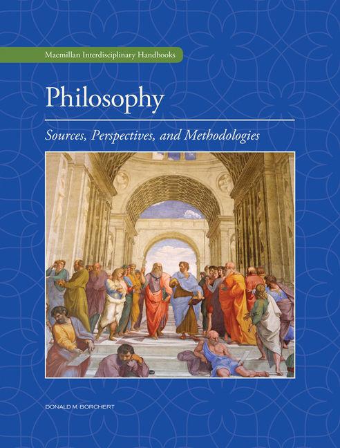Philosophy: Macmillan Interdisciplinary Handbooks - 9780028663401