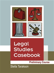 Legal Studies Casebook Preliminary Course - 9780070134072