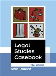 Legal Studies Casebook HSC Course - 9780070134089