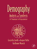 Demography: Analysis and Synthesis - 9780080454856