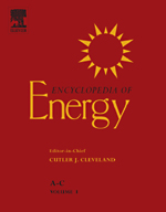 Encyclopedia of Energy - 9780080523613