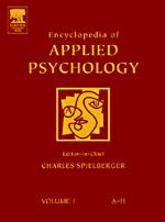 Encyclopedia of Applied Psychology - 9780080547749