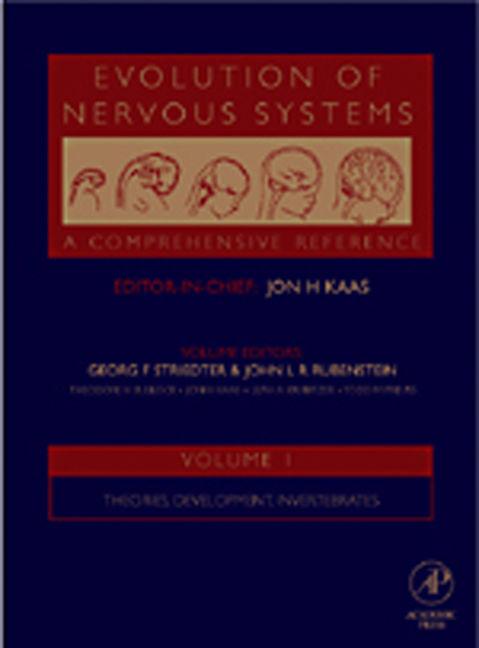 Evolution of the Nervous System - 9780080548043