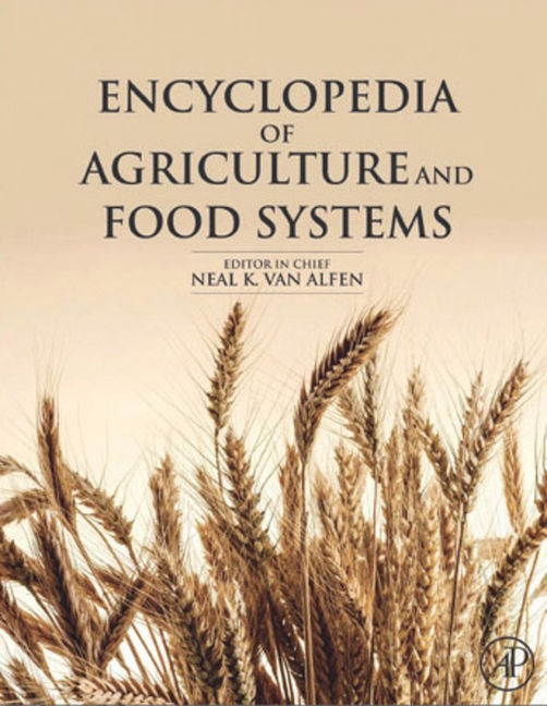Encyclopedia of Agriculture and Food Systems - 9780080931395