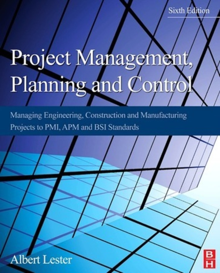 Project Management, Planning and Control - 9780080983219