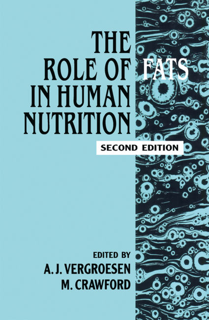 Role of Fats in Human Nutrition - 9780080984377