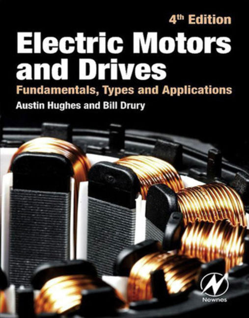 Electric Motors and Drives - 9780080993683