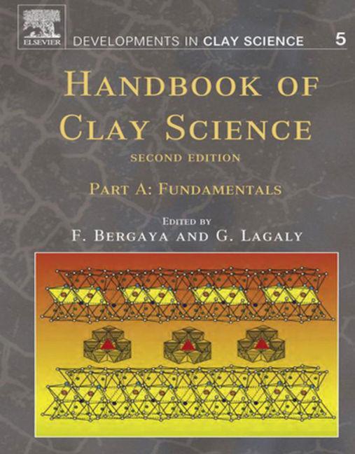 Handbook of Clay Science - 9780080993713