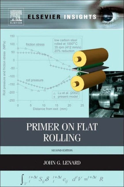 Primer on Flat Rolling - 9780080994123