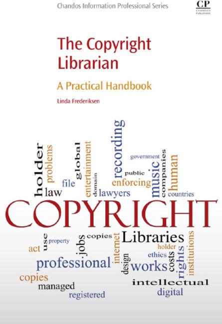The Copyright Librarian - 9780081002117