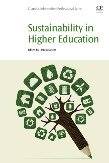 Sustainability in Higher Education - 9780081003756