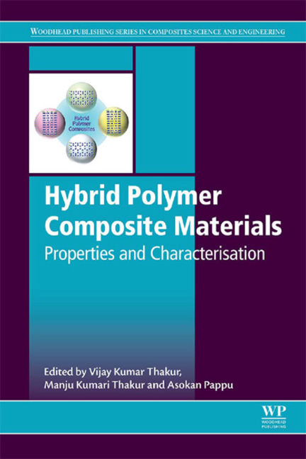 Hybrid Polymer Composite Materials: Properties and Characterisation - 9780081007884