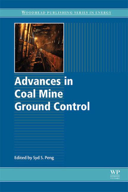Advances in Coal Mine Ground Control - 9780081012802
