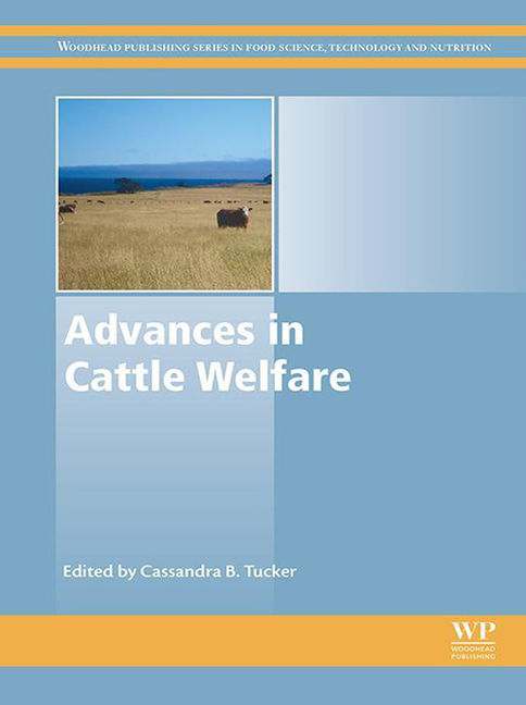Advances in Cattle Welfare - 9780081022764