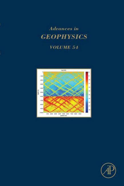 Advances in Geophysics - 9780123809414