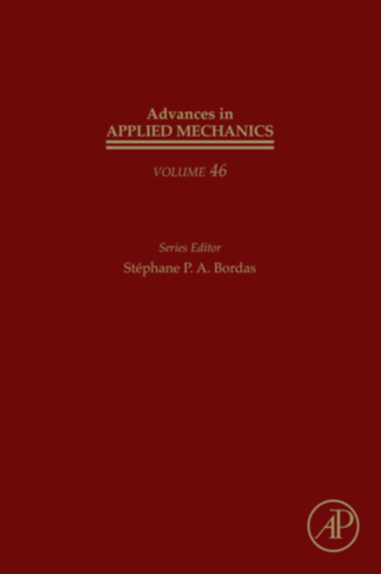 Advances in Applied Mechanics - 9780123964663