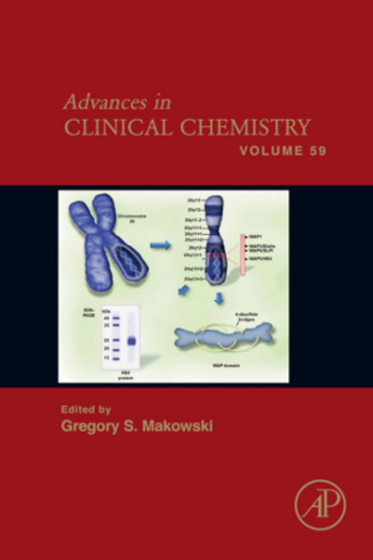 Advances in Clinical Chemistry - 9780124058521