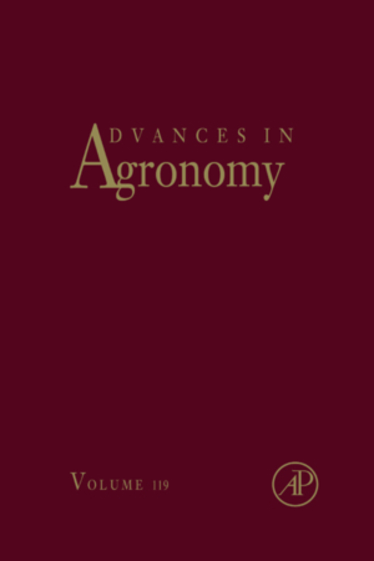 Advances in Agronomy - 9780124077980
