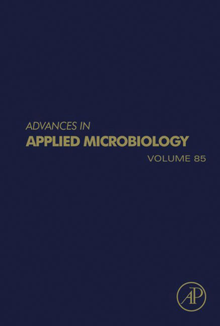 Advances in Applied Microbiology - 9780124077997