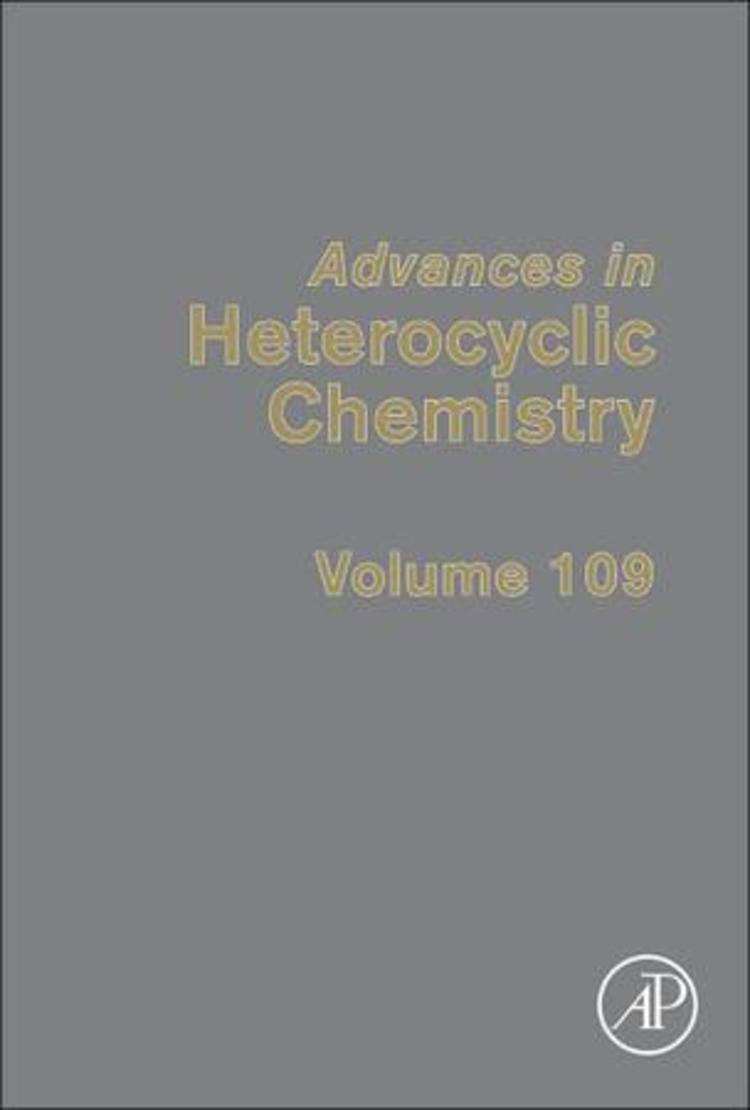 Advances in Heterocyclic Chemistry - 9780124080751