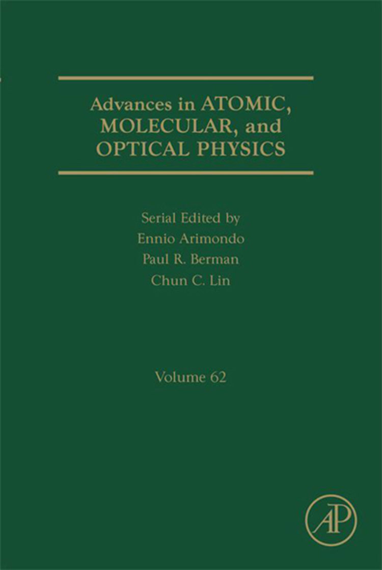 Advances in Atomic, Molecular, and Optical Physics - 9780124081109